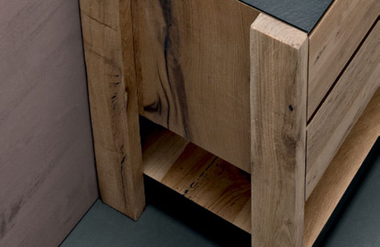 Coppia gamboni legno - loetrà