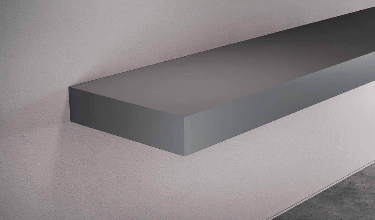 Top Corian® box concept loetrà